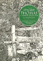 Edward Thomas : a critical biography 1878-1917