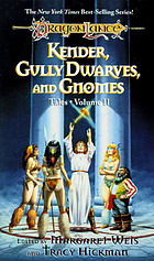 Kender, gully dwarves, and gnomes