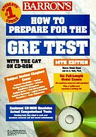 How to prepare for the GRE, Graduate Record Examination