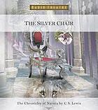 The silver chair from the Chronicles of Narnia