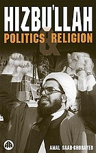 Hizbul̉lah : politics and religion