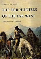 The fur hunters of the Far West