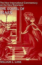The Gospel according to Mark : the English text with introd., exposition and notes