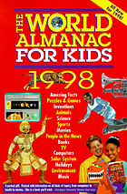 The world almanac for kids, 1998