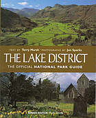 Dartmoor : the official National park guide