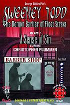 George Dibden Pitt's Sweeney Todd : the demon barber of Fleet Street ; plus!, A sense of sin