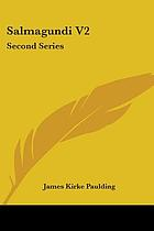 Salmagundi, second series