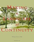 Making a landscape of continuity : the practice of Innocenti & Webel