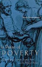In praise of poverty : Hannah More counters Thomas Paine and the radical threat