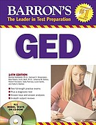 GED : high school equivalency exam