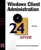 Windows client administration