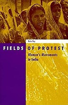 Fields of protest : women's movements in India
