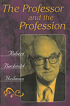 The professor and the profession