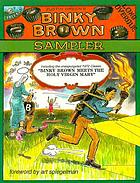 Justin Green's Binky Brown samplerBinky Brown sampler