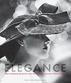 Elegance : the Séeberger brothers and the birth of fashion photography, 1909-1939