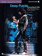 Deep Purple : greatest hits