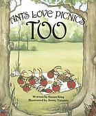 Ants love picnics too