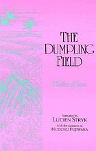 The dumpling field : haiku of Issa