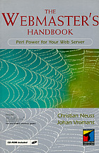 The webmaster's handbook : Perl power for your web server