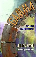 Gamma : exploring Euler's constant