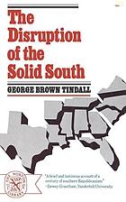 The disruption of the solid South
