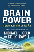 Brain power : improve your mind as you age