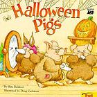 Halloween pigs