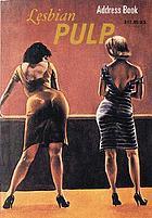 Lesbian pulp : address book
