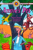 Annie's pet