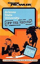 Arizona State University, Tempe, Arizona