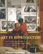 Art in reproduction : nineteenth-century prints after Lawrence Alma-tadema, Jozef Israels and Ary Scheffer