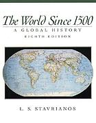 The world since 1500 : a global history