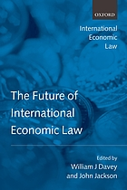 The future of international economic law