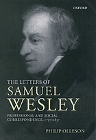 The letters of Samuel Wesley : professional and social correspondence, 1797-1837