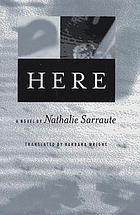 Here : a novel