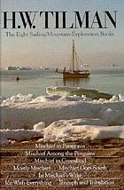 The eight sailing / mountain-exploration books