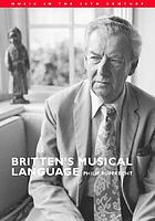 Britten's musical language