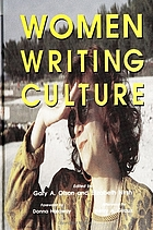 Women writing culture