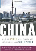 China : the balance sheet : what the world needs to know now about the emerging superpower