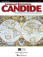 Candide : vocal selections