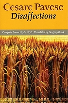 Disaffections : complete poems, 1930-1950