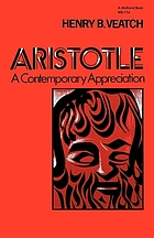 Aristotle : a contemporary appreciation