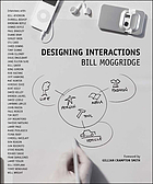 Designing interactionsDesigning interactions