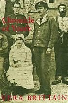 Chronicle of youth : the War diary, 1913-1917