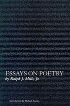 Essays on poetry