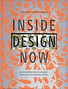 Inside design now : National Design Triennial