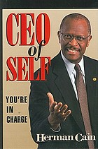 CEO of self : you're in charge!