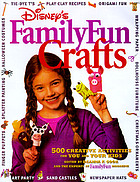 Disney's FamilyFun crafts