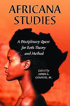 Africana studies : a disciplinary quest for both theory and method