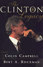The Clinton legacy
